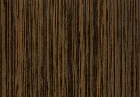 Close-up wooden HQ Zebrano Negro texture to background