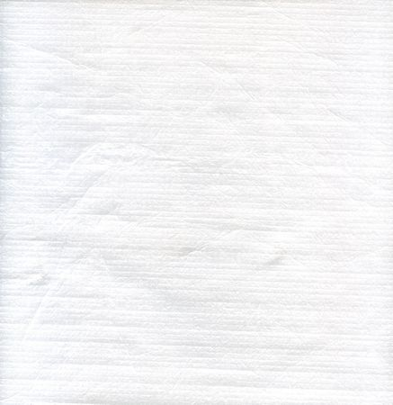 Close up white fabric textile texture to background