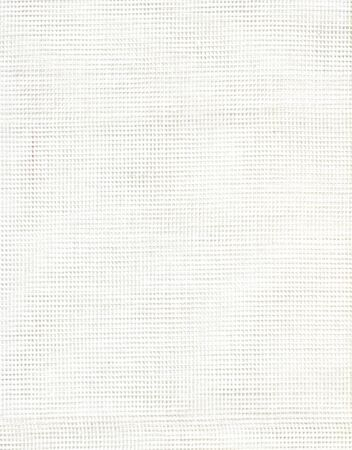 Close up white fabric textile texture to background photo
