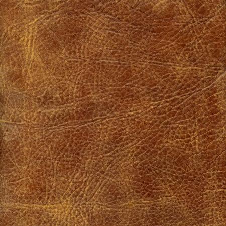 Bruine leder bit map patroon naar achtergrond Stockfoto
