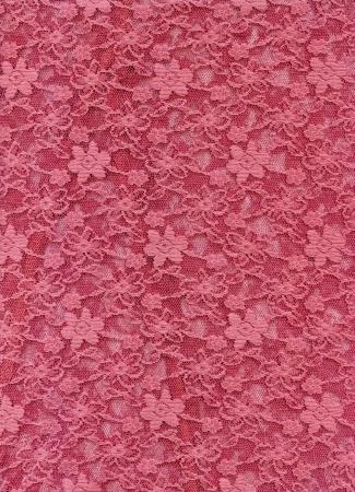 Pink koronki tkaniny tekstylne tekstury tła