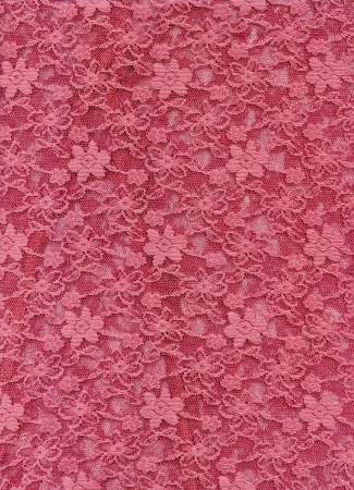 Roze kant weefsel textiel bit map patroon naar achtergrond