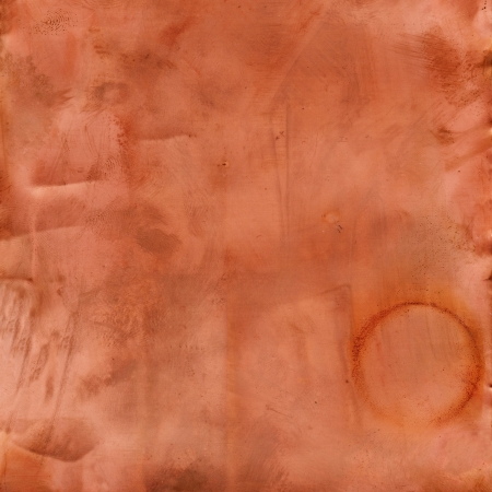 Abstract old copper texture to background Stock Photo