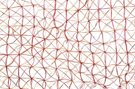 Mesh texture to background on white Stock Photo - 4372197