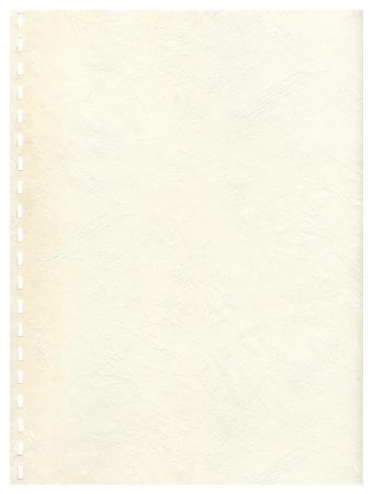 Vintage oude pagina vanaf een notebook op de achtergrond Stockfoto - 4656544