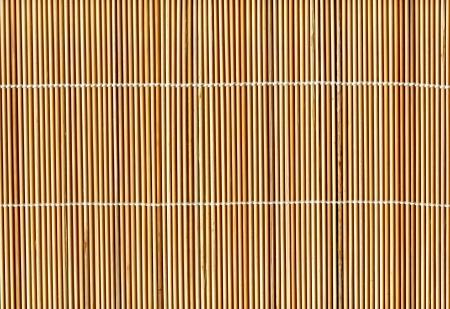 Bamboo Stick słomy mat tekstury tła Zdjęcie Seryjne
