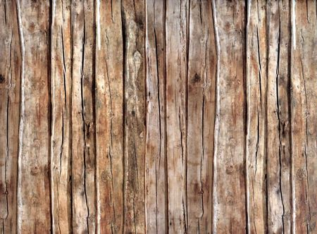Close-up old dark wood texture with natural patterns Stock Photo