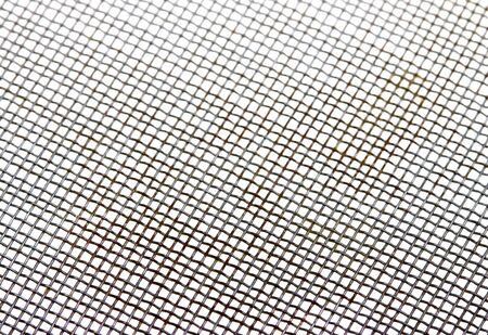 Close-up metal steel grid background Stock Photo - 5188968