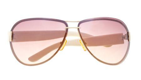 Sunglasses isolated on white background photo