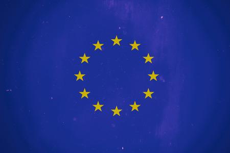 European Union Flag photo