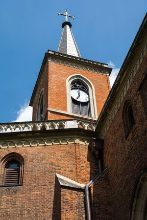 폴란드 크 르제 스코 츠에있는 교회
