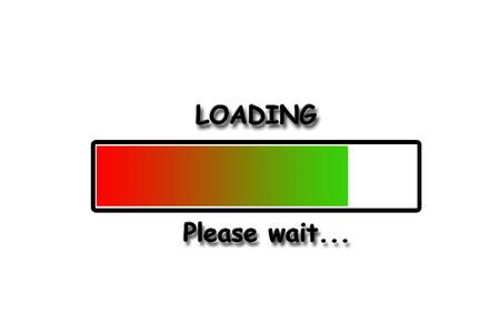 wait: Loading. Please wait ...