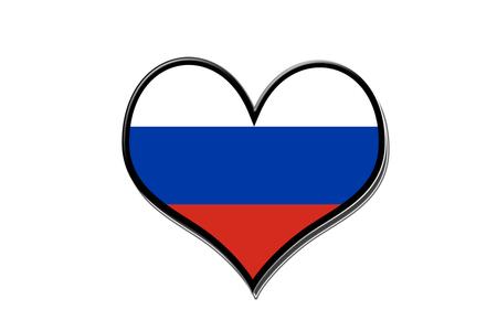 russian: Russian flags