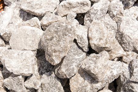 Salt rock from salt mine in Wieliczka (Poland) Zdjęcie Seryjne