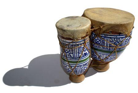 bongos: percussions