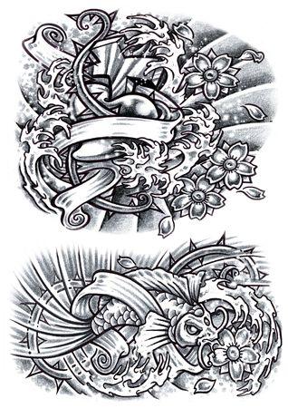 tattoo Stock Photo - 4996862