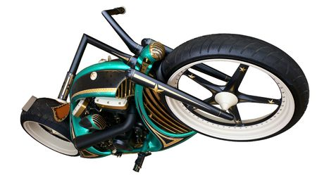 dragster: motorcycle