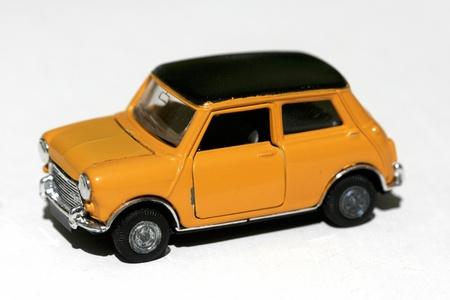 juguetes antiguos: juguete coche de época