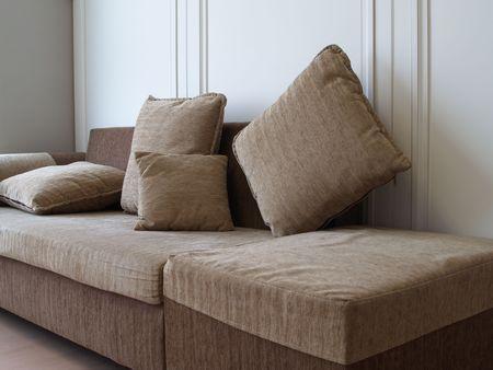 Brown Sofa photo