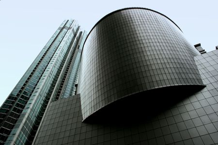 impersonal: Buildings Stock Photo