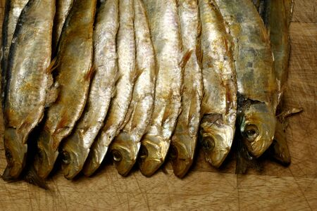 ragsac: Dried Fish