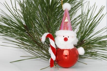 ragsac: Santa Claus Stock Photo