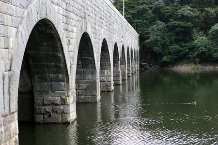ragsac: Aquaduct Stock Photo
