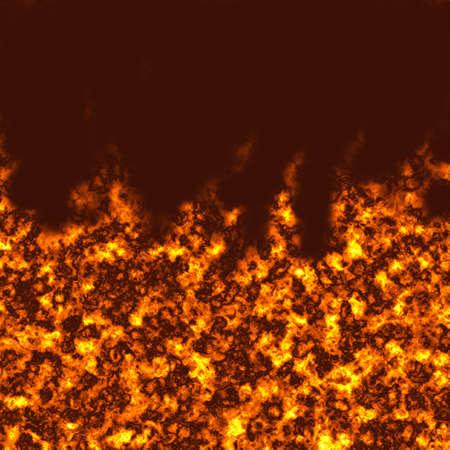 hellish: Realistic fire