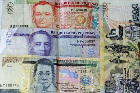 philippine: Philippine Peso  Stock Photo
