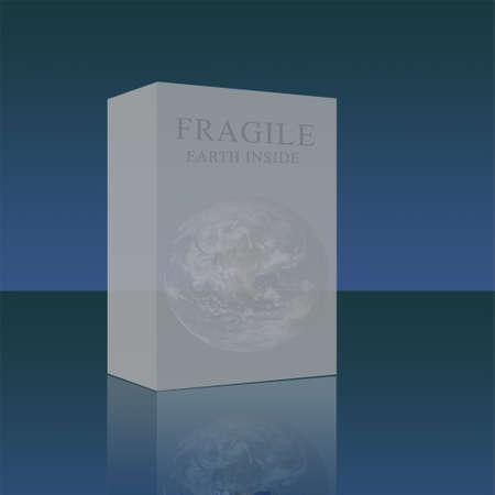 Fragile Earth photo
