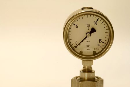 pascal: Mechanical Pressure Gauge