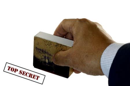 Top Secret Rubber Stamps photo