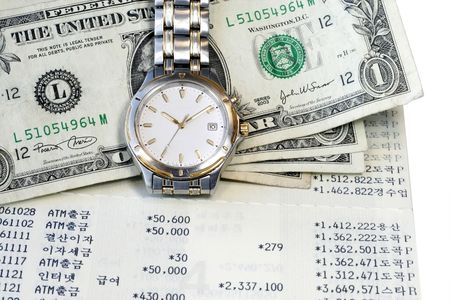 Time and Money Stock Photo - 2511288