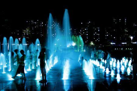 ragsac: Series of fountain II