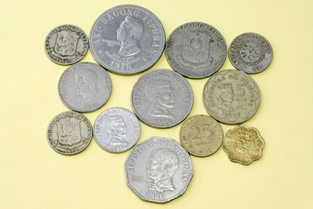 Old Coins of The Philippines  photo