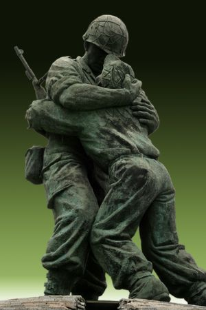 riffle: Unknown Soldier Memorial Statue