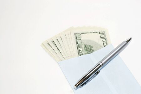 Sending Money  photo