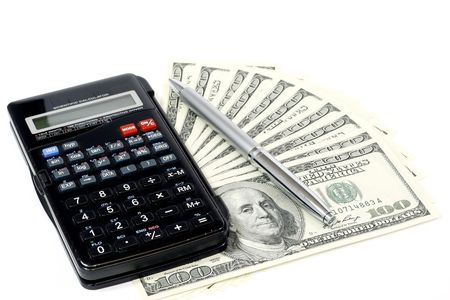 all about money Stock Photo - 2651831