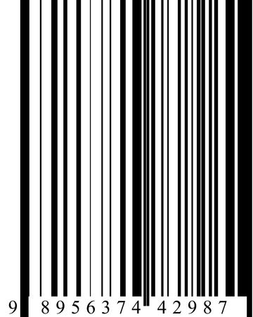 Barcode in digital format high resolution 3D photo