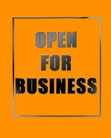 Open for Business  photo