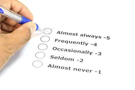 Rating System Stock Photo - 2982023
