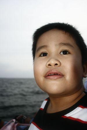 Asian boy Stock Photo - 3413467