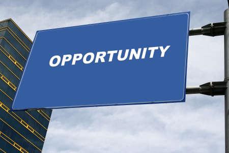 Opportunity Stock Photo - 3529689