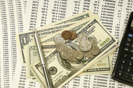 Percentages Profit Increase concept Stock Photo - 3678999