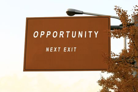 Opportunity Stock Photo - 4760955