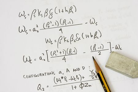 Equations from asme code - many uses in the oil and gas industry. photo