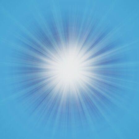 san rays: The new line of sunburst -digital high resolution