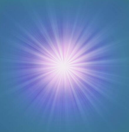 san rays: Radial zoom burst of energy, abstract background illustration