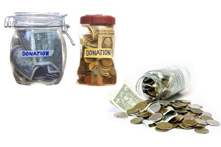 Donation Stock Photo - 12232856