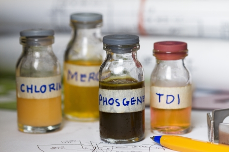 specimen testing: Dangerous gases in the oil and gas industry